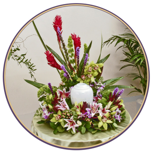 Click here to view our cremation displays