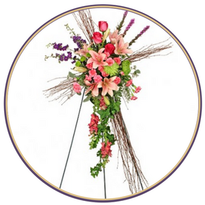 Click here to view more cross arrangements