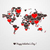 Valentines Around The World